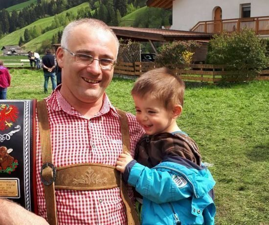 Blaseggerhof in Latzfons - Klausen - Südtirol