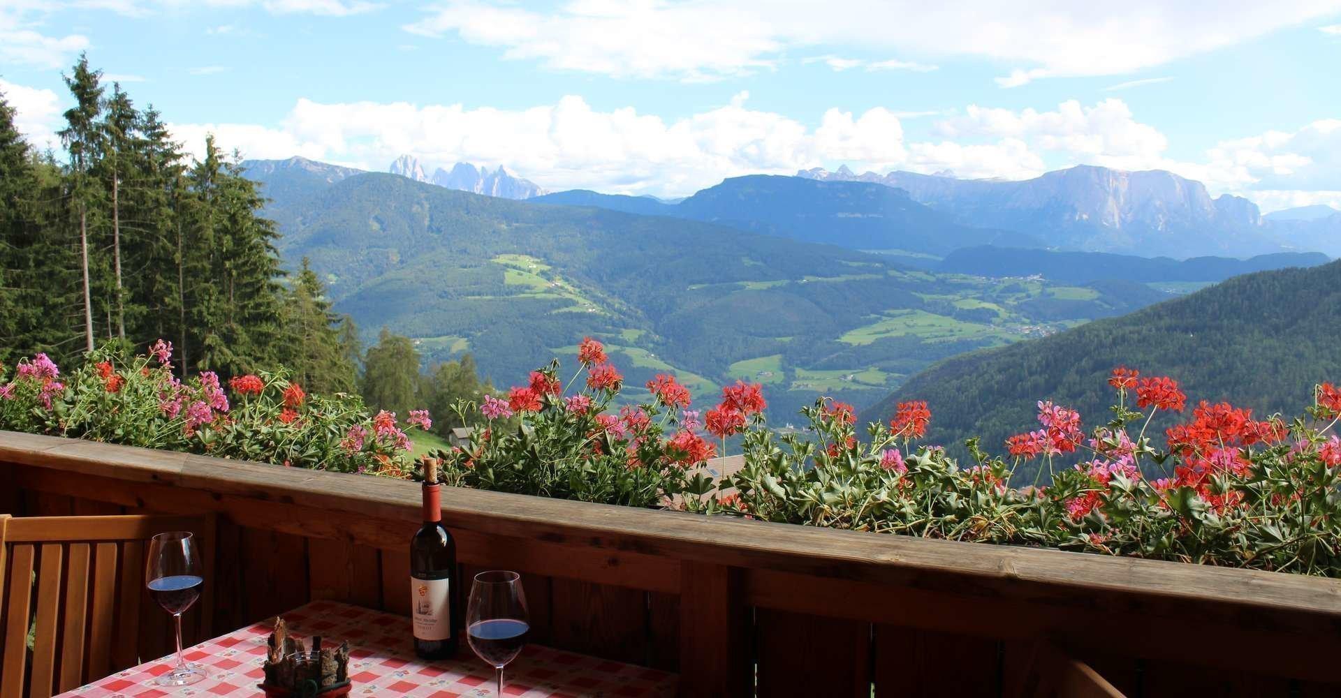 Ferienwohnungen in Klausen - Südtirol
