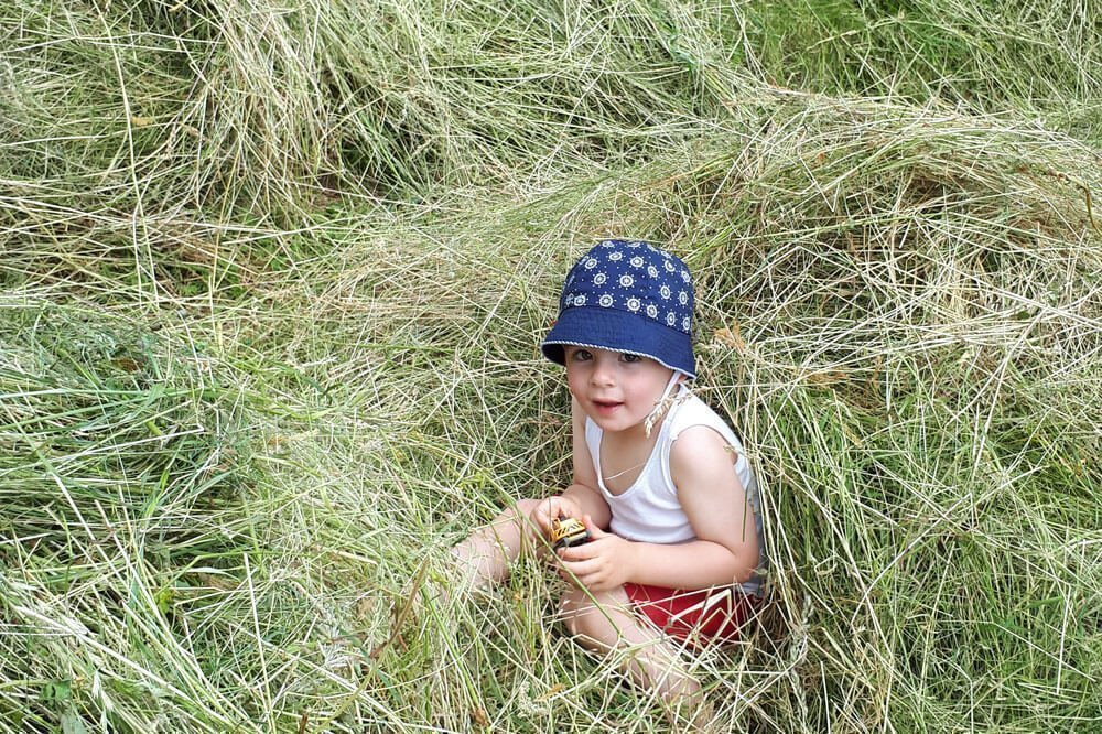 Vacanza per bambini in agriturismo