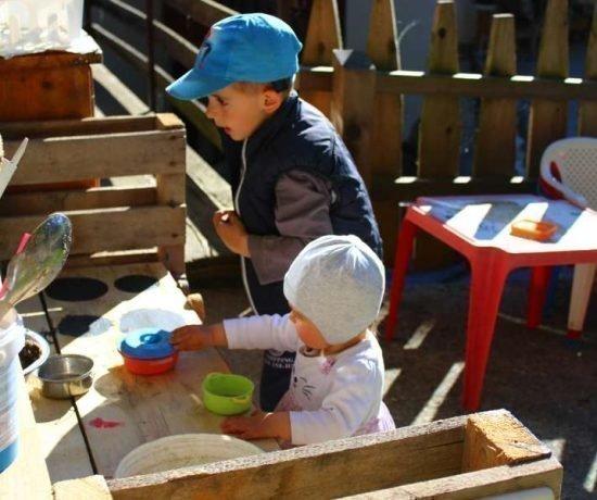 Kinderferien auf dem Bauernhof