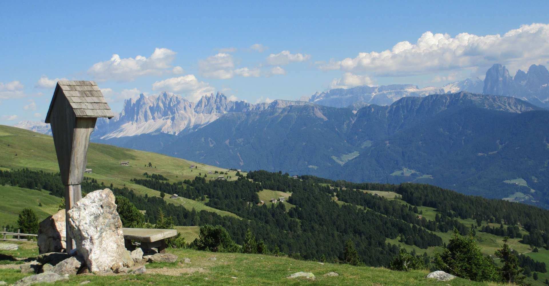 Urlaub im Eisacktal - Südtirol